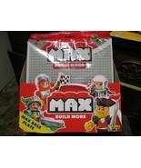Max Build Base Plate Building Block Color Gray Major Brand Compatible 10... - $8.90