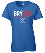 BRYZZO Souvenir Company Bryant Rizzo Baseball Ladies Tee Shirt 1499 - $8.96