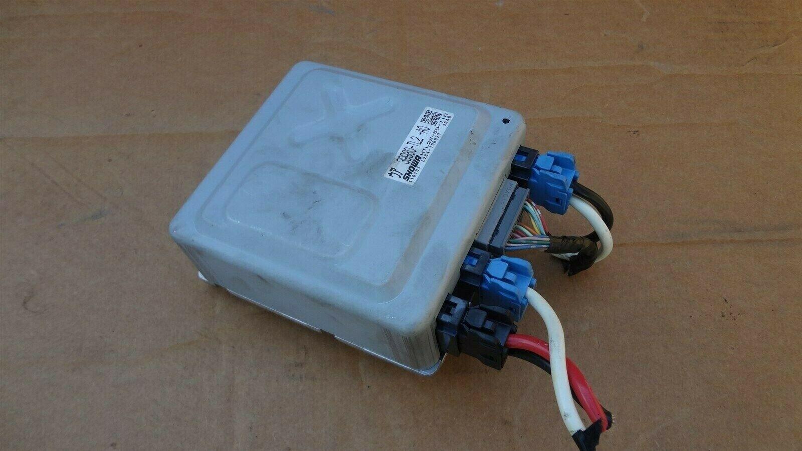 06 Highlander Hybrid Electric Steering Control Computer EPS Module 89650-48010