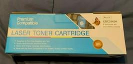 Premium Compatible laser toner cartridge for Dell printer black new in box - $14.95