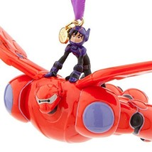 Disney Big Hero 6 Hiro and Baymax Mech Sketchbook Ornament - $44.95