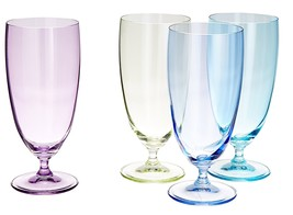 Marquis® by Waterford Vintage Ombre Iced Beverage Glasses (set of 4) NEW... - $99.75