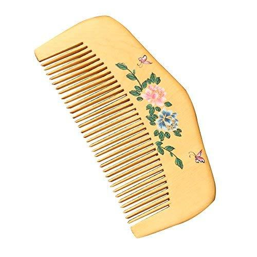 Primary image for Natural Wooden Comb/Best Choice Of Gift Giving/Chinese Style(Boxwood)