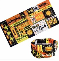 PANDA SUPERSTORE (African Culture) Cycling Headband Thick Absorbent Head Wrap Fa