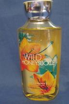 Bath and Body Works New Wild Honeysuckle Women Shower Gel 10 oz - $9.95