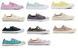 Converse Shoreline Slip Chuck Taylor All Star Ox Shore Line Women's Sneakers - $39.96