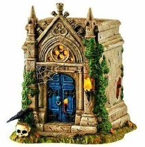 "Dept. 56 Halloween Village Accessories ""Rest In Peace, 2016""  #4054250  NIB - $233.75"