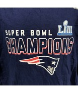 NFL New England Patriots Super Bowl Champions T Shirt Size Youth Large -... - $7.60
