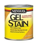 Minwax 260404444 Interior Wood Gel Stain, 1/2 pint,  Honey Maple - $11.82
