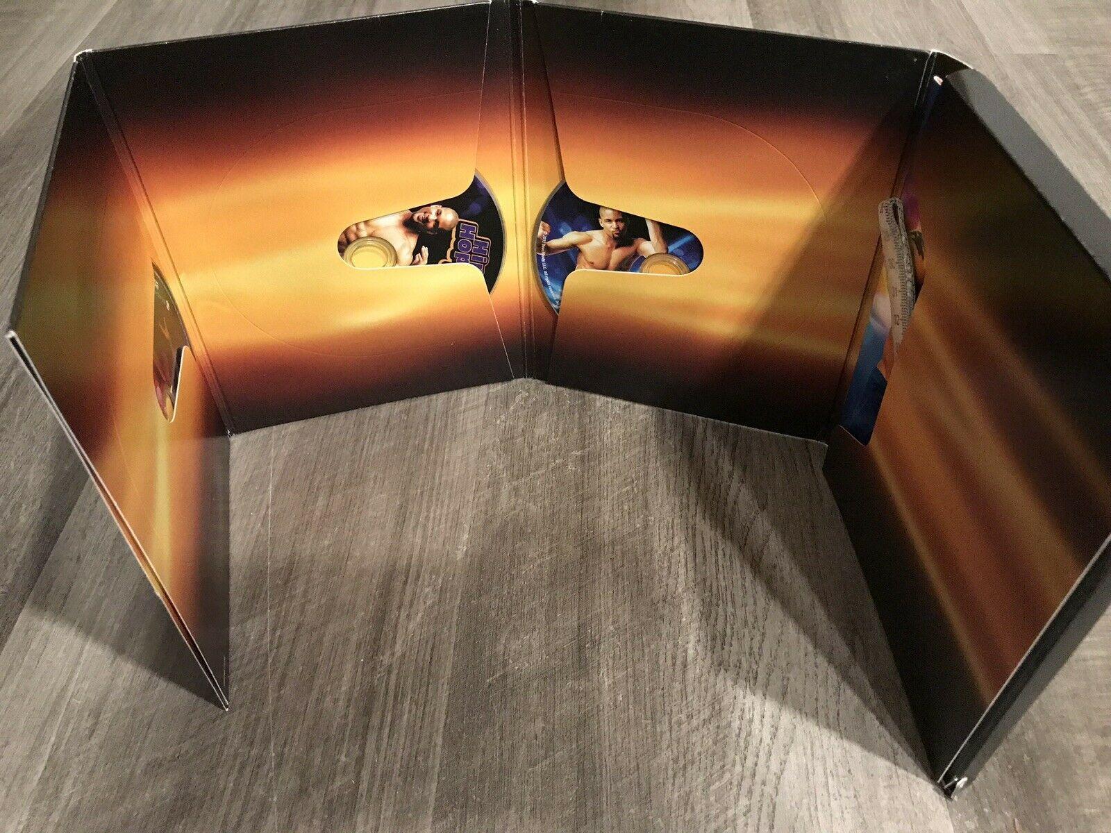 Beachbody Hip Hop ABS 3 DVD SHAUN T'S HIP HOP ABS ULTIMATE AB SCULPTING SYSTEM image 5