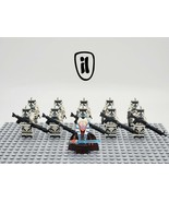Star Wars Shaaki Ti Kamino Security Army Set 11 Minifigures Lot - USA SE... - $22.99