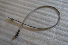 Honda CB450 CB360 SL350 CB350G Speedometer Cable Gray 44830-425-870 New Repro - $27.90