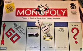 Board Game - Monopoly - $11.95