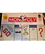 Board Game - Monopoly - $13.99