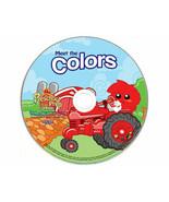 DVD Preschool prep MEET THE COLORS dvd for kids - $9.50