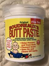 Boudreaux's Butt Paste Original Diaper Rash Ointment Skin Protectant - 1... - $12.00