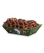 Football Paper Bowl Snack Size/Case of 72 - £29.60 GBP