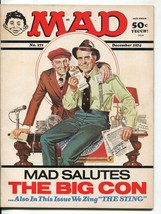 Mad-Magazine-#171-Dec 1974-Mort Drucker-Don Martin-David Berg - $44.14