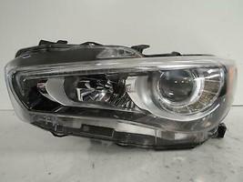 2014 2015 2016 2017 INFINITI Q50 DRIVER LH LED HEADLIGHT W/O ADAPTIVE OE... - $582.00