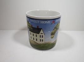Sakura Warren Kimble Home Sweet Home Coffee Mug Stoneware - $9.49
