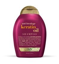 OGX Anti-Breakage Keratin Oil Shampoo with keratin Proteins & Argan Oil 13oz - $12.82