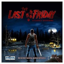 Last Friday Board Game Strategy Horror Mystery Multiplayer Ares Games AR... - $43.50