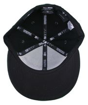 Dissizit 59Fifty New Era Fitted Funking It UP Cap/Hat Black White image 7