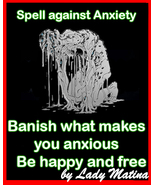 Banish whatever youre worried about. Get a solution to what makes you an... - $52.50