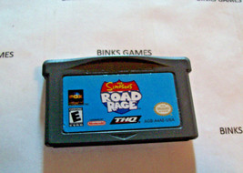 Simpsons Road Rage (Nintendo GameBoy Advance, 2003) AUTHENTIC - $3.93