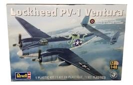 Revell 1/48 Lockheed PV-1 Ventura Plastic Model Kit - $33.00