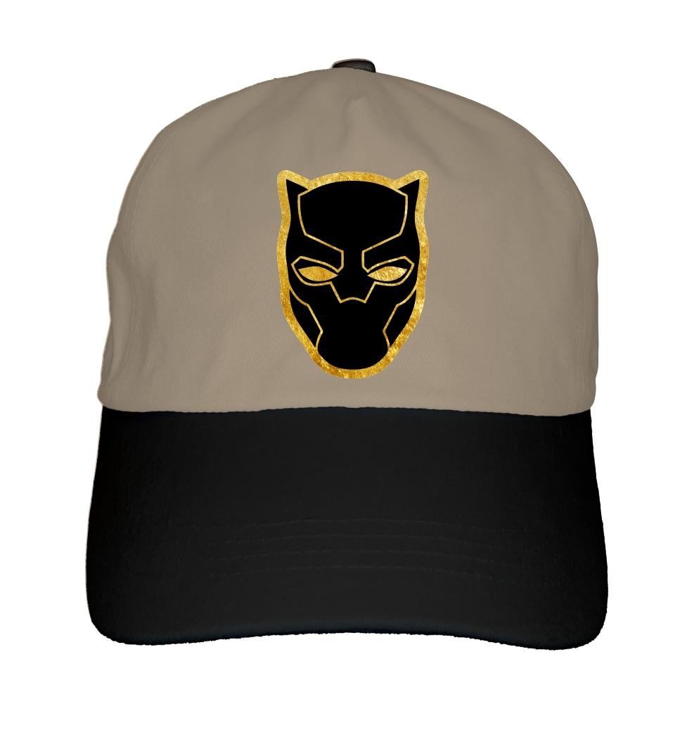 c428625ab7fad Black Panther Dad Hat Baseball Cap Black Panther type Marvel Craze