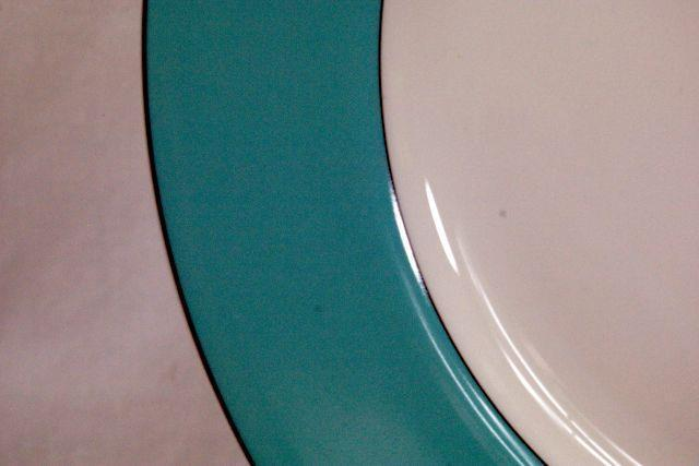 Lenox Rutherford CircleTurquoise Dinner Plate image 2