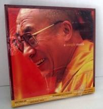 Dalai Lama Simple Monk HCDJ Tibet Sealed Biography Photos Morgan Writing... - $29.69