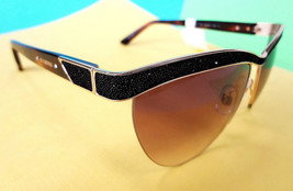 SWAROVSKI Women's Sunglasses SK0076 with Case 60-15-135 DESIGN IN ITALY ... - $165.00