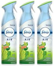 (3x) FEBREZE Air Effects Air Freshener Spray, GAIN Original Scent, 8.8 o... - $18.71
