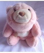 "Gund Snuffles Pink Plush 10"" Bear 1980 - $39.15"