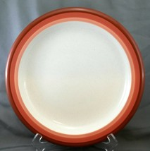 "Mikasa Trio Terracotta Chop Plate Designer Circles 12"" Color Complements C-2855 - $27.72"