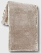 "Threshold Oversize Primalush Throw Blanket - NEUTRAL  70"" L x 50"" W  - NEW. image 2"