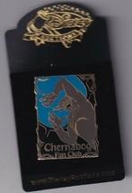 Chernabog Fan Club Authentic  Disney Auctions P.I.N. on original Card LE... - $34.99