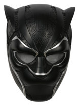 2018 Updated Movie Black Panther Movie Cosplay Black Panther Fullhead H... - $135.61 CAD
