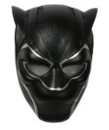 2018 Updated Movie Black Panther Movie Cosplay Black Panther Fullhead H... - £82.64 GBP