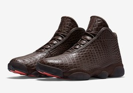 Men's Jordan Horizon Premium Off Court Shoes, 822333 205 Sizes 8-12 Brow... - $149.95