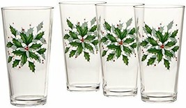 Lenox Holiday Acrylic Tumblers (Set of 4), Clear - $39.90