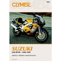 Suzuki GSX-R750 GSXR750 1996-1999 Clymer Repair Maintenance Manual M485 NEW - $22.00