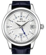 New Seiko Grand Seiko Mechanical GMT  SBGM235  new low price - $4,200.00