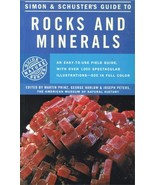 Simon & Schuster's Guide to Rocks & Minerals ~ Rock Hounding - $16.95
