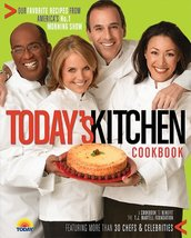 Today's Kitchen Cookbook Karpinske, Stephanie and Laurie Dolphin - $8.33