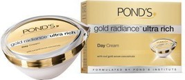 2 X Pond's Gold Radiance Ultra Rich Day Cream(50 G) Pack of 2 - Styledivahub by  - $87.34
