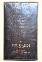 Trussardi Uomo Eau De Toilette Edt 100ml 3.4 Fl. Oz. Spray Vintage Old 1... - $349.00