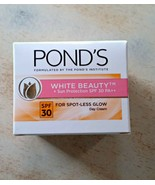 POND'S WHITE BEAUTY ANTI SPOT LESS LIGHTENING  FAIRNESS CREAM SPF 30 PA+... - $10.88